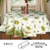 Colorful PVC Tableclothes