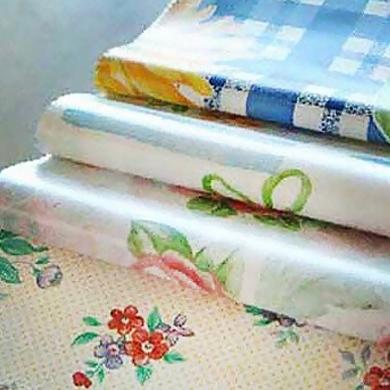 Printed PVC sheeting